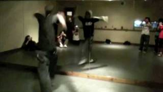 Jurassic 5 /DJ premire Action Satisfaction MASA choreography