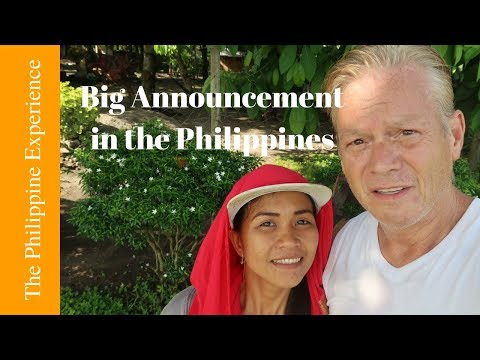 (Philippines) Big Announcement plus Using Cash or Debit Card