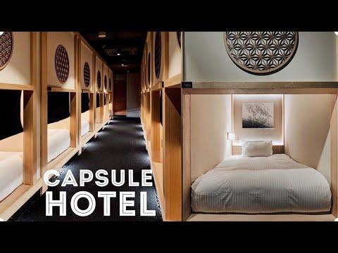 Tokyos Most Beautiful Capsule Hotel