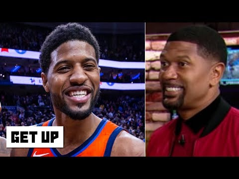 Clippers, Nuggets among Jalen Rose's top 5 NBA teams for 2019-20 | Get Up