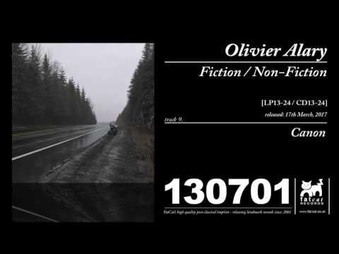Olivier Alary - Canon