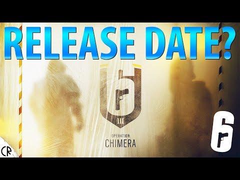 Release Date? Operation Chimera - Tom Clancy's Rainbow Six Siege - R6