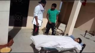 Rajpal yadav : Funny scene :Chupke Chupke