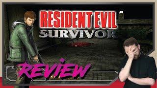 Resident Evil: Survivor - REVIEW