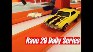 HOT WHEELS 1995- 67 CAMARO -Race 29