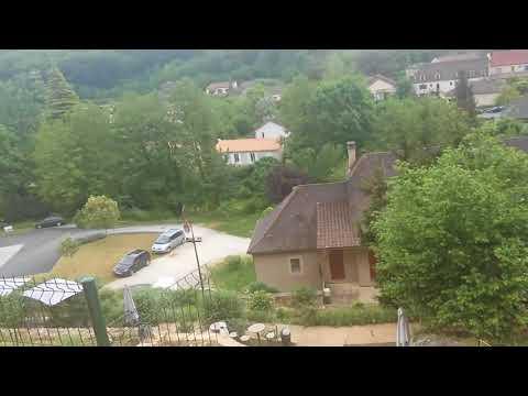 View from the Terrace @ parc du charron café