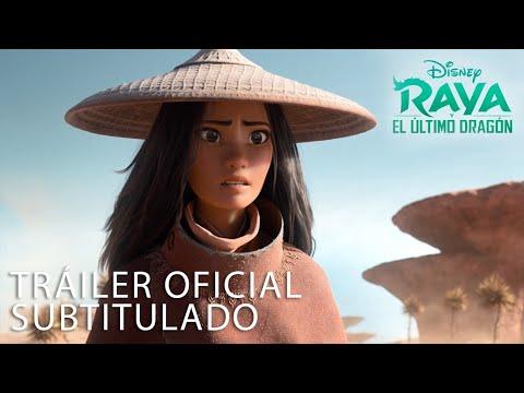 Raya y el Último Dragón | Tráiler Oficial Subtitulado