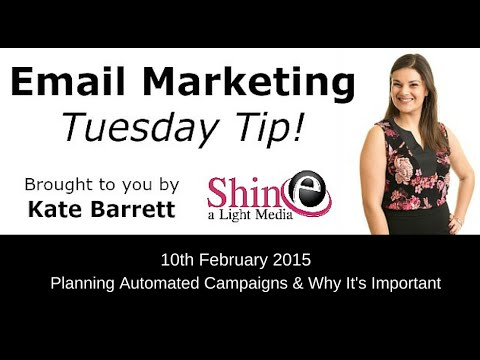 Email Marketing: Planning Automated Campaigns and Why Its Important