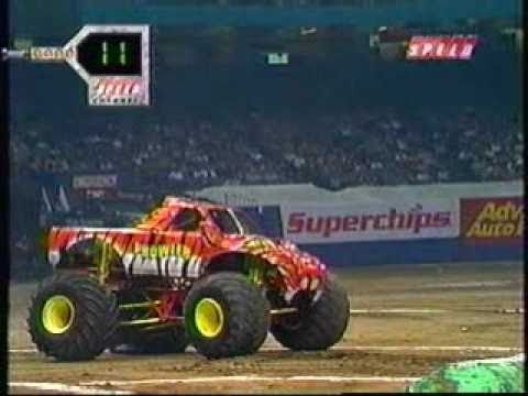 Monster Jam, the most exciting form of family motorsports entertainment on the planet in returning to New Orleans on January 28th! The stars of the show are the biggest performers on four wheels: the Monster Jam trucks!