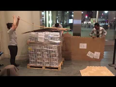 Dattner Architects, CANstruction 2017: Heart to Heart