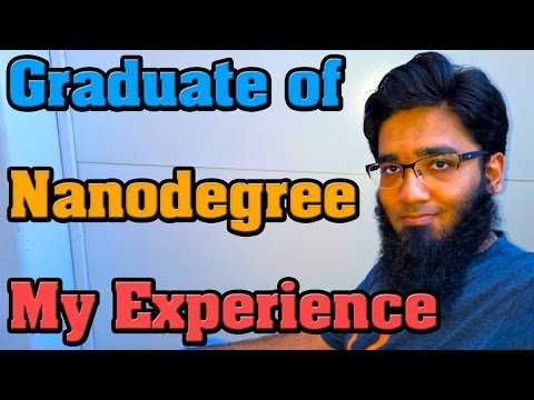 Graduate of Programming Nanodegree and My Experience