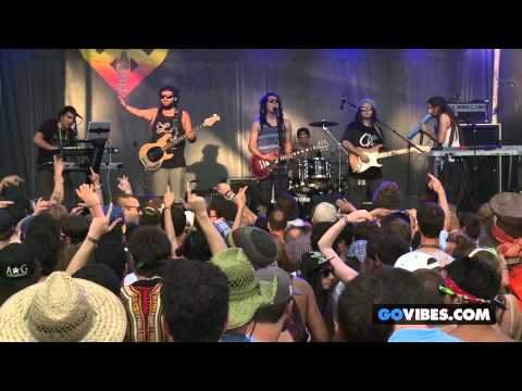 "Tribal Seeds performs ""Run The Show"" at Gathering of the Vibes Music Festival 2013"