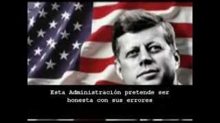 El Discurso que mató a J.F. Kennedy