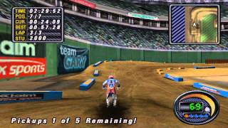 Dolphin Emulator 4.0.2 | Jeremy McGrath Supercross World [1080p HD] | Nintendo GameCube