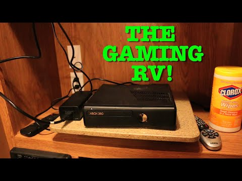THE GAMING RV!