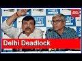 AAP Leaders' Press Conference: MP Sanjay Singh Blames Modi Sarkar For Delhi Deadlock
