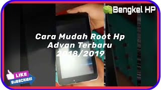 Tutorial ROOT ANDROID ADVAN i5E WORK 100%.