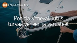 Pohjola Venevakuutus turvaa veneen ja varusteet