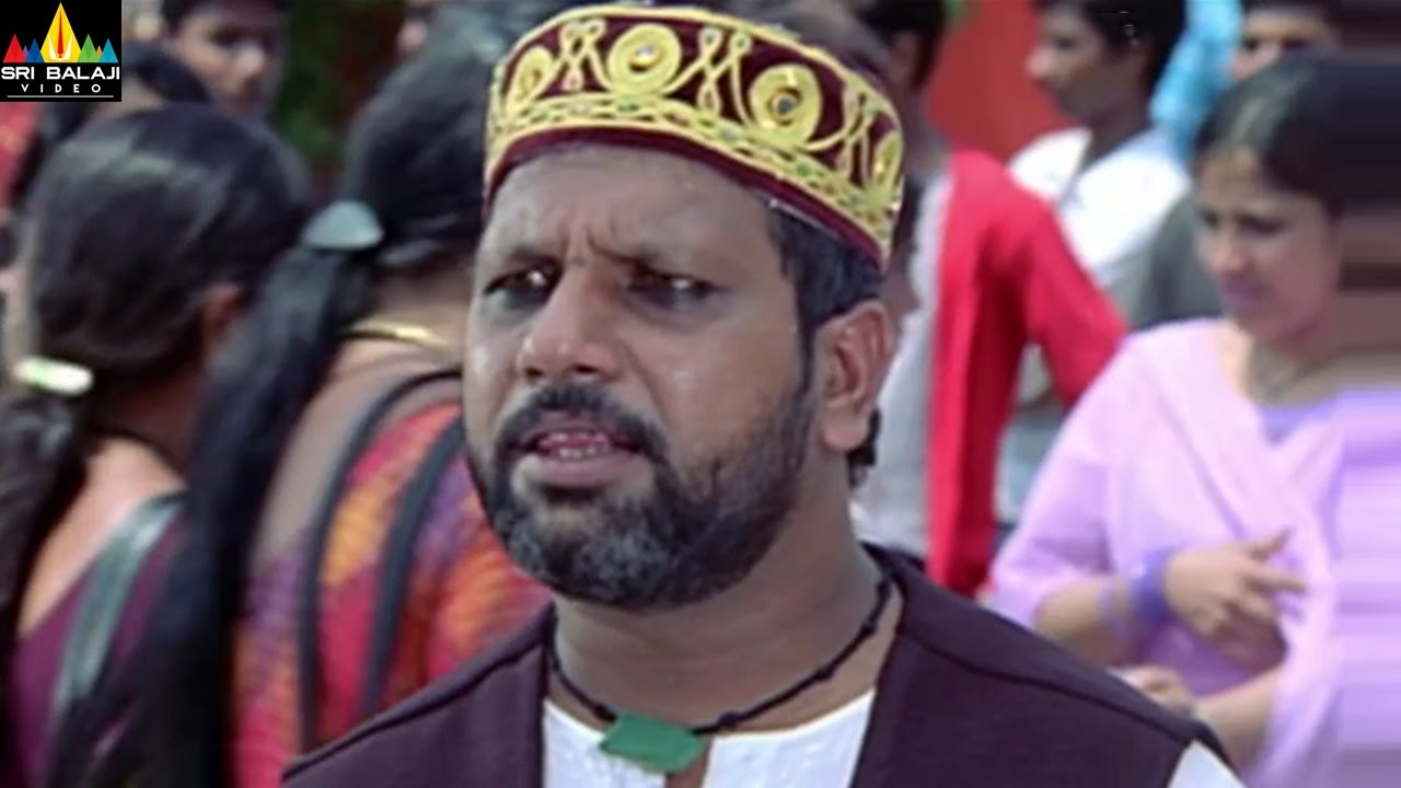 Ismil Bhai Comedy Scenes Back to Back | Hyderabad Nawabs Movie Comedy | Sri Balaji Video