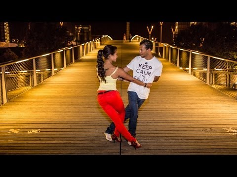 Danca kizomba with Yami & St'Effy – Niums