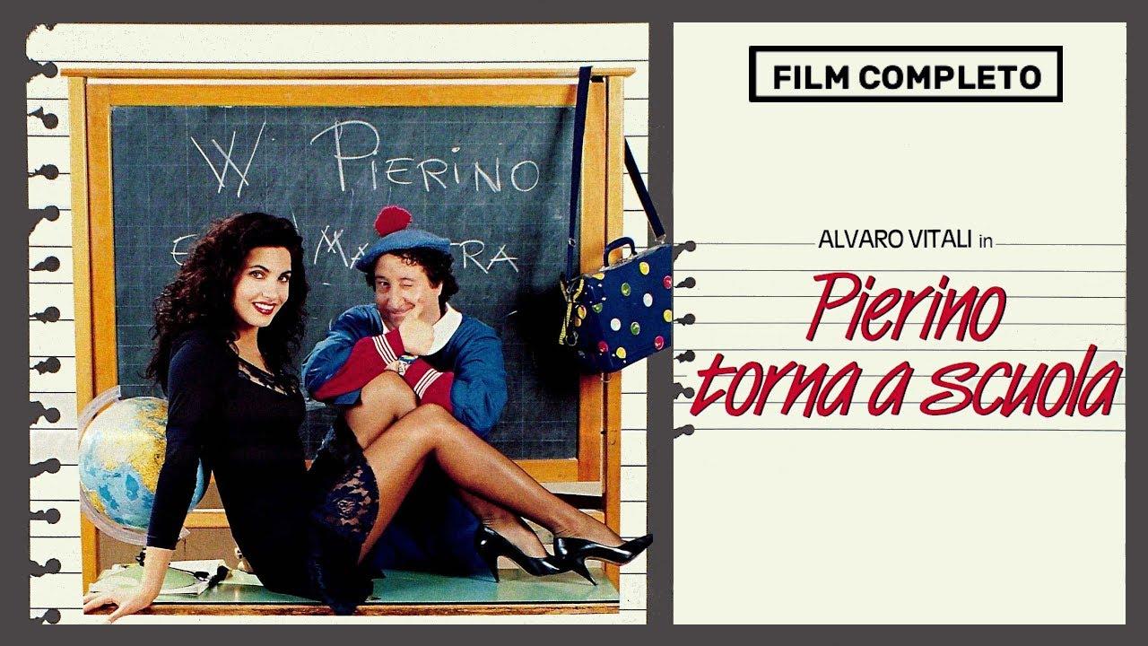 PIERINO TORNA A SCUOLA - FILM COMPLETO IN ITALIANO