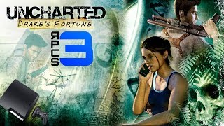 Uncharted: Drake's Fortune - RPCS3 TEST 2 (InGame / Major Improvements)