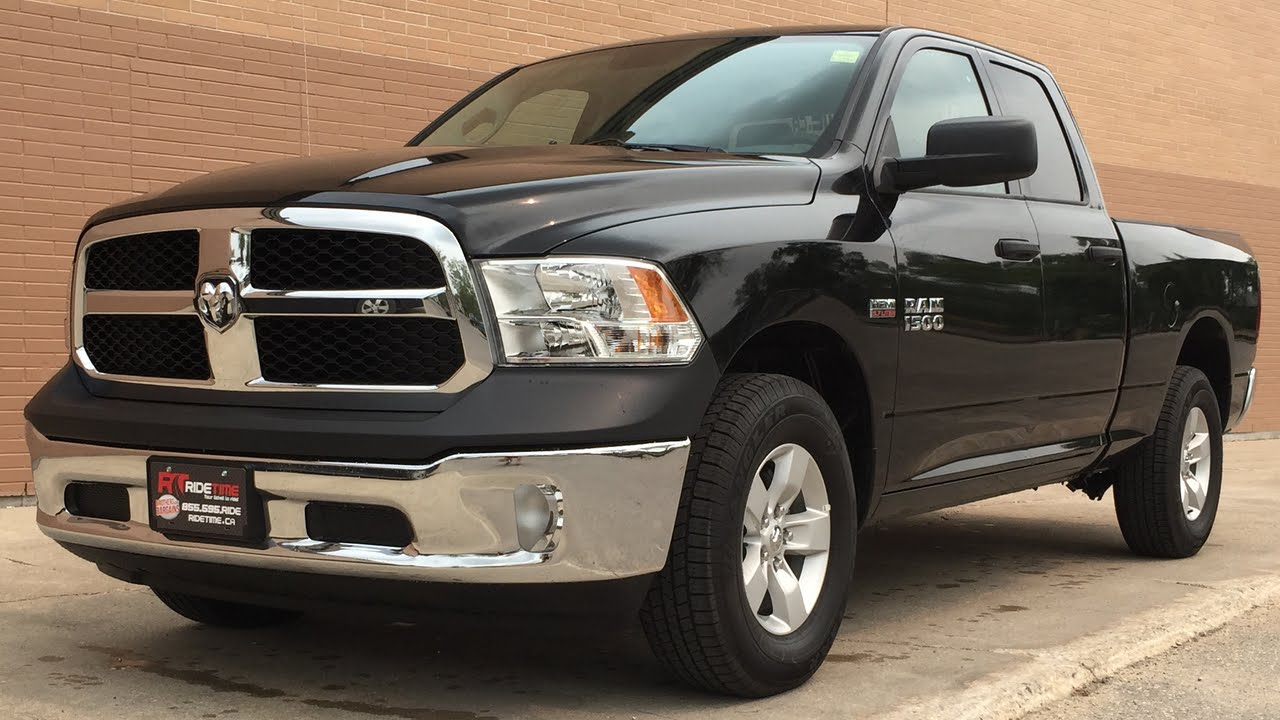 Monster Truck Dodge Ram >> 2015 Ram 1500 SXT SXT 4WD - 5.7L HEMI, Tow Pkg, Satellite Radio, Chrome Bumpers | HUGE VALUE ...