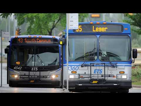 Edmonton Transit Modernizes To Improve Service