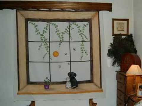 Dise o de cortinas youtube for Disenos de cortinas