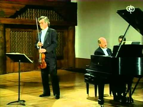 Beethoven - Violin Sonata no 9