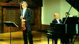 """Beethoven - Violin Sonata no 9 """"Kreutzer"""" (Zukerman)"""