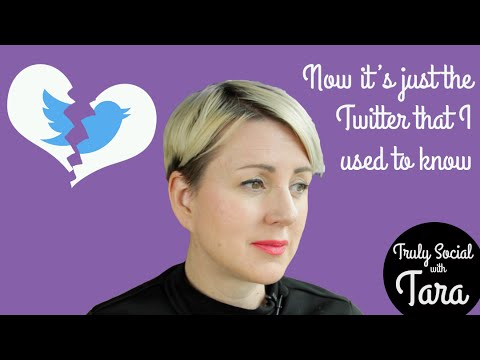 The Twitter That I Used to Know | Truly Social