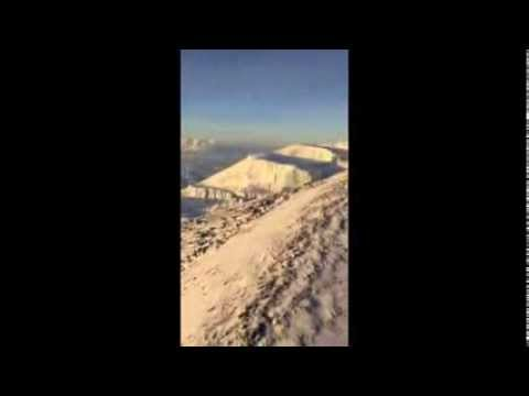 "Kilimanjaro 2015 (music by BRNS ""My head is into you"")"