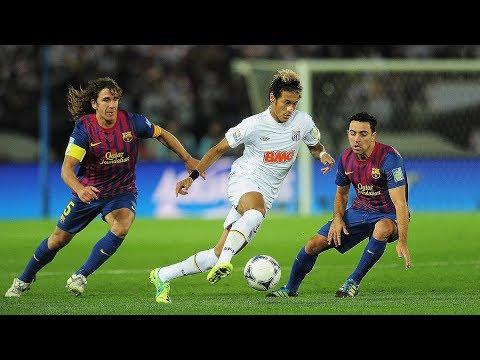 Favelas Won't Forget Neymar at Santos..