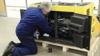 Oil Change for Kipor Diesel Generators