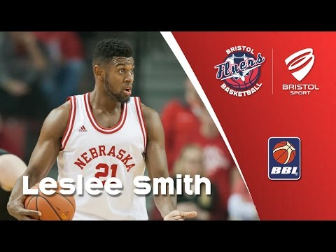 Bristol Flyers - Introducing Leslee Smith
