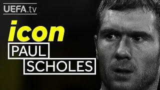 PAUL SCHOLES: ICON