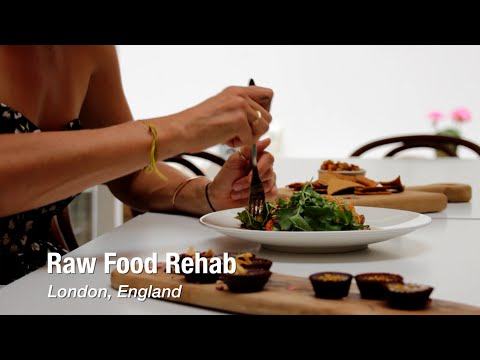 Raw Food Rehab in London, England