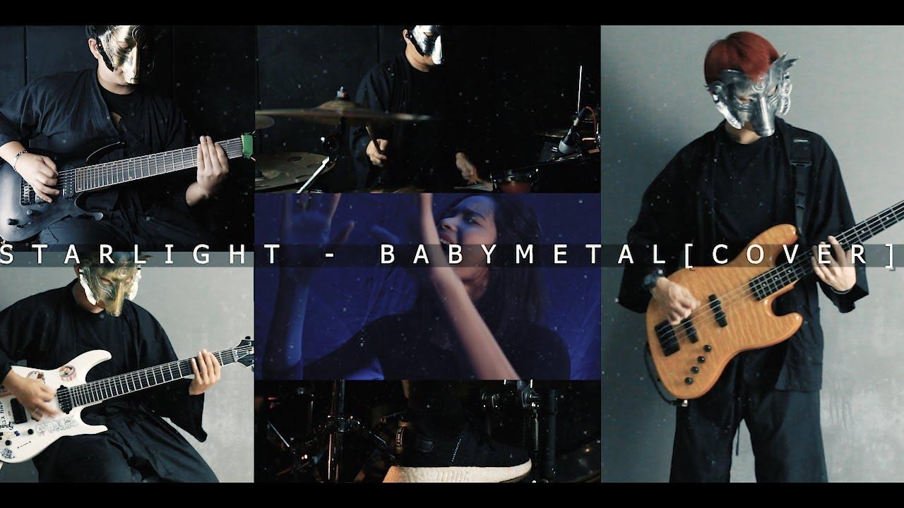 BABYMETAL - STARLIGHT (Full Band Cover2020)