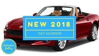 [HOT NEWS] 2018 Fiat 124 Spider
