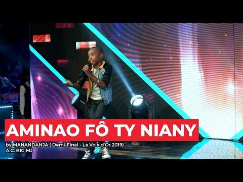AMINAO FÔ TY NIANY by MANANJANDA