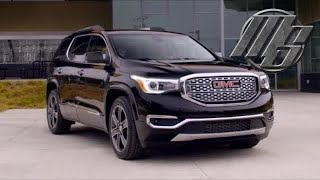 🔴  2019 GMC Acadia | Best Car - Motorshow