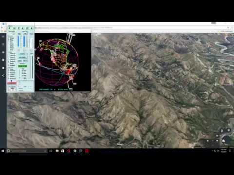 Exploring Seismic Areas And Earthquakes In New Zealand On GE/3D 7/5/2017 (6th NZ)