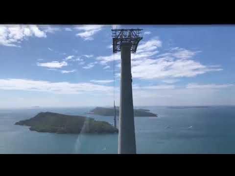 Cáp Treo Vượt Biển Hòn Thơm Phú Quốc