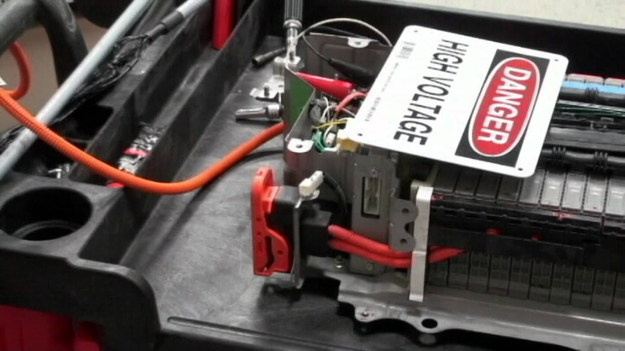 Maxresdefault on Lexus Hybrid Battery Location