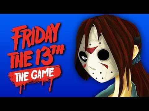 JASON'S GRANDMA REVEALED! | Friday The 13th: The Game - Savini DLC (ft. Friends)