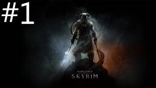 The Elder Scrolls V: Skyrim HD Playthrough Part 1