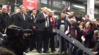 Chaos bei JHV - Fans fordern von Uli Hoeneß Absage der Jahreshauptversammlung - FC Bayern München