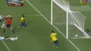 Download Video Argentina 0 - 3 Brasil (Copa América 2007) La Final MP3 3GP MP4