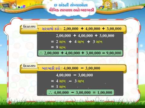 GSB-Gujarati-Maths-Standard 5